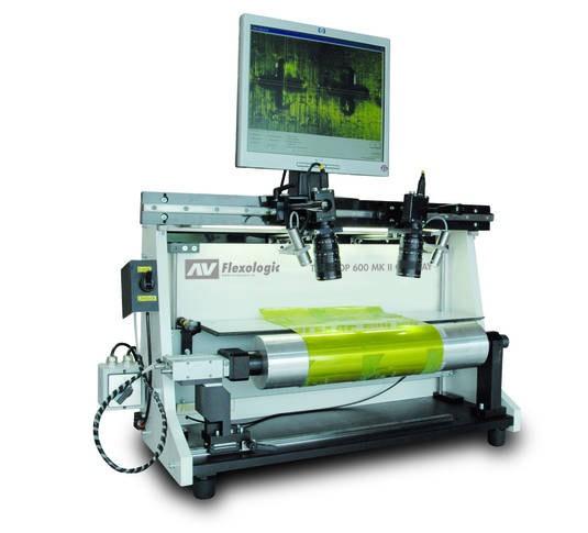 Система для монтажа фотополимерных форм Table Top 600