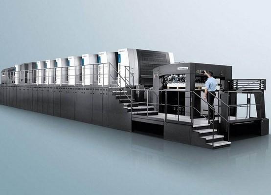 УФ-лампы для печатной машины ManRoland