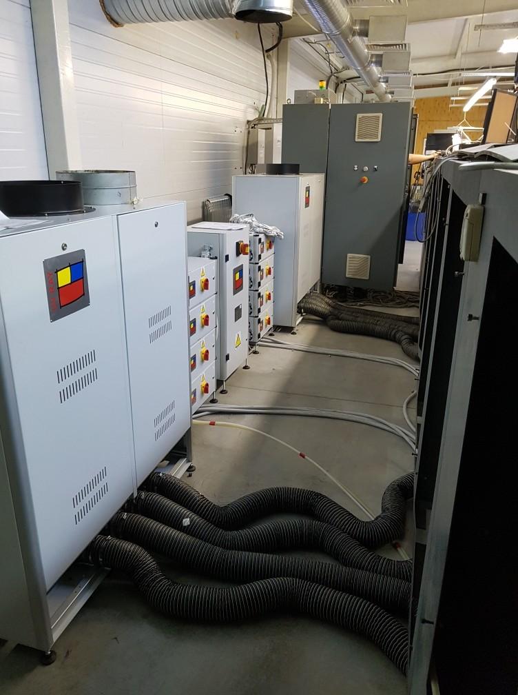 Модернизация печатной машины Combat GI DUE.