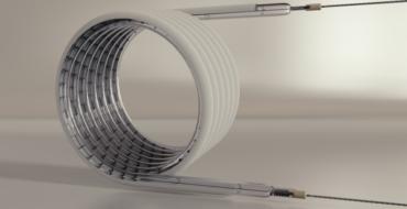 Инфракрасный излучатель Heraeus QRC® с нано-рефлектором