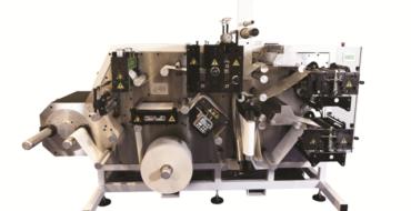 Печать и укладка этикеток