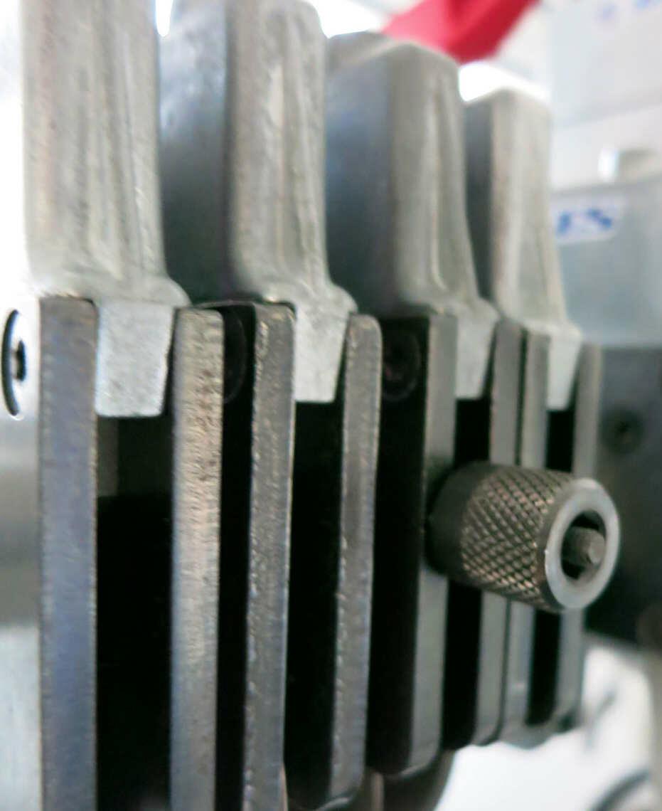 Промышленные ножи